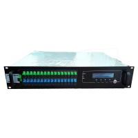 Оптичен усилвател за кабелна телевизия 1550nm  16 x20dBm