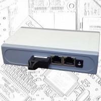 Медия конвертор EM-0102-TE